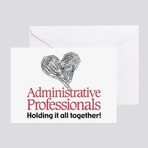 Administrative Professionals- Greeting Card