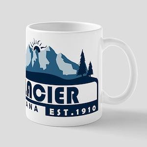 Glacier - Montana Mugs