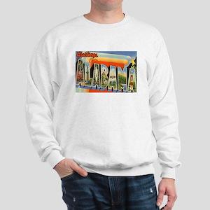Alabama Postcard Sweatshirt
