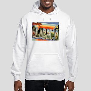 Alabama Postcard Hooded Sweatshirt