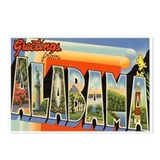 Alabama Postcards
