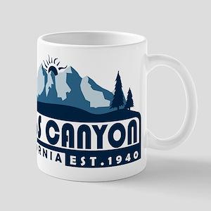Kings Canyon - California Mugs