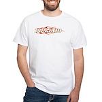 Punjabi White T-Shirt