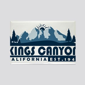 Kings Canyon - California Magnets