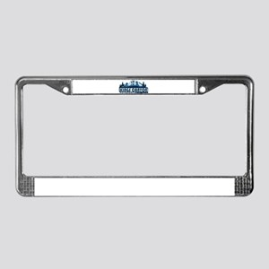 Kings Canyon - California License Plate Frame