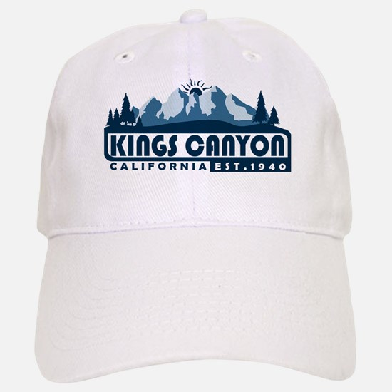 Kings Canyon - California Cap