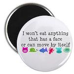 Won't Eat Magnet