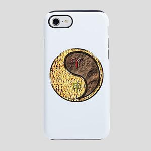Aries & Earth Monkey iPhone 8/7 Tough Case