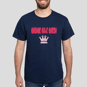 Garage Sale Queen Dark T-Shirt