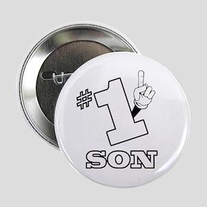 """#1 - SON 2.25"""" Button"""