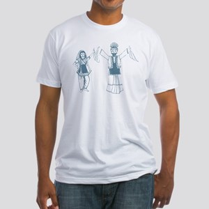 Nachde Punjabi Fitted T-Shirt