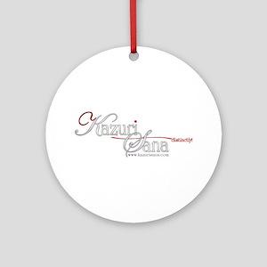Official kazuriSana Ornament (Round)