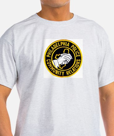 Philly Police PR T-Shirt