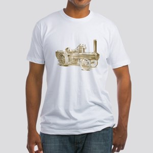 Tractor Fitted T-Shirt