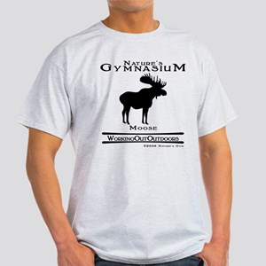 Nature's Gym Moose Light T-Shirt