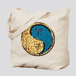 Aries & Water Rat Tote Bag