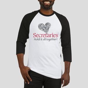 Secretaries Baseball Jersey
