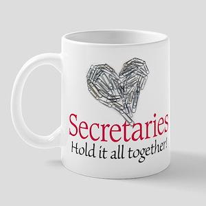 Secretary Mugs Cafepress