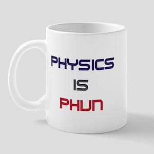 Physics is Phun Mug