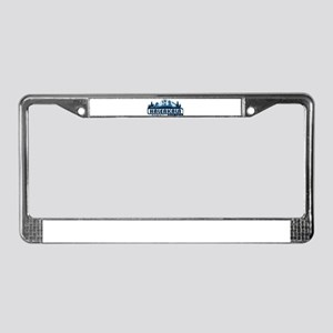 Haleakala - Hawaii License Plate Frame