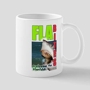 FL Shark Bite Mug