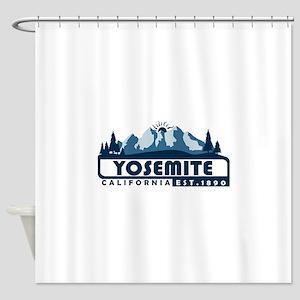 Yosemite - California Shower Curtain