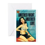 """Greeting (10)-""""Another Night, ... Love"""""""
