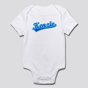 Retro Kenzie (Blue) Infant Bodysuit