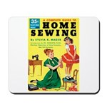"Mousepad - ""Home Sewing"""