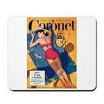 """Mousepad - """"Coronet, August 1949"""""""