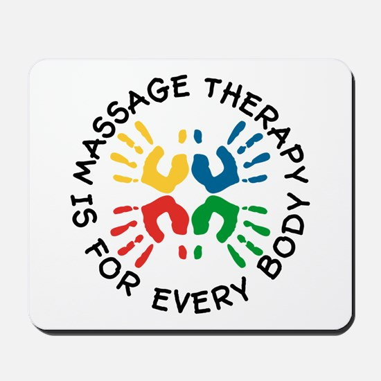 Every Body Mousepad