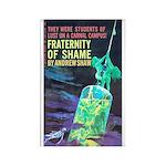 """Frig. Magnet - """"Fraternity of Shame"""""""