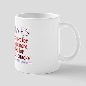 Gnomes for Breakfast Mug