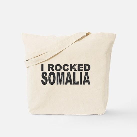 I Rocked Somalia Tote Bag