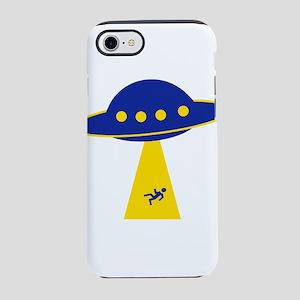 Alien Abduction iPhone 8/7 Tough Case