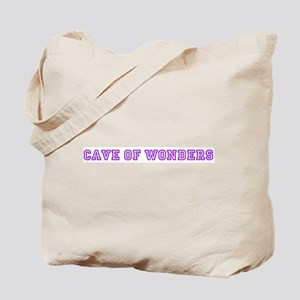 cave of wonders Tote Bag