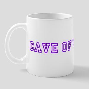 cave of wonders Mug