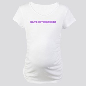 cave of wonders Maternity T-Shirt