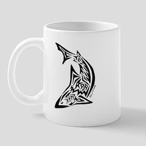 Tribal Shark Mug