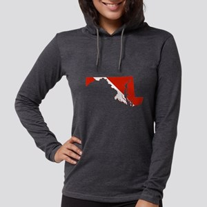 Maryland Diver Long Sleeve T-Shirt