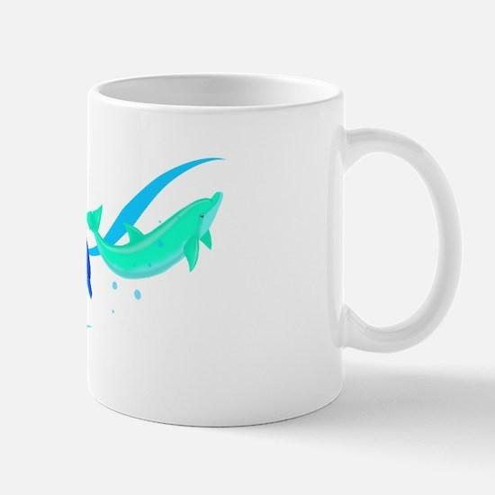 Peace in a Pod Mug