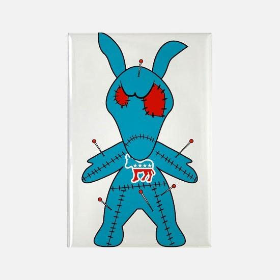 VooDoo Republican! Rectangle Magnet