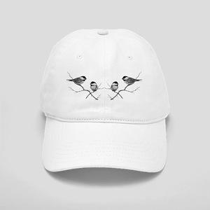 chickadee song bird Cap