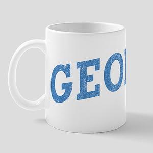 Vintage Georgia Mug
