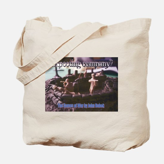 The Games of War 46 Tote Bag