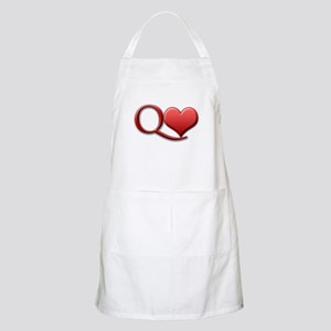 """""""Queen of Hearts"""" BBQ Apron"""