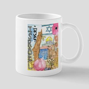 Israel, Mugs