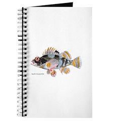 Scorpion Fish Journal