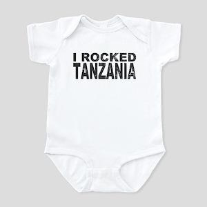 I Rocked Tanzania Infant Bodysuit