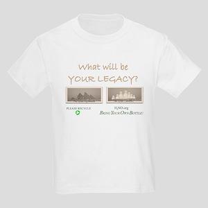 H2NO.org Kids Light T-Shirt
